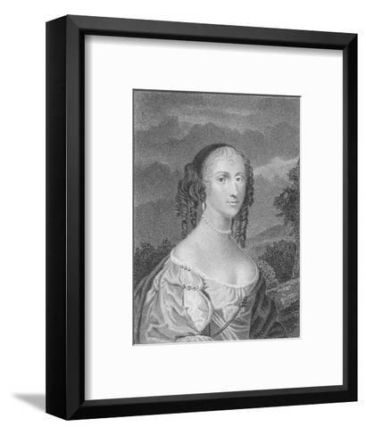 Dutchess of York, 1793-JL Claessens-Framed Art Print