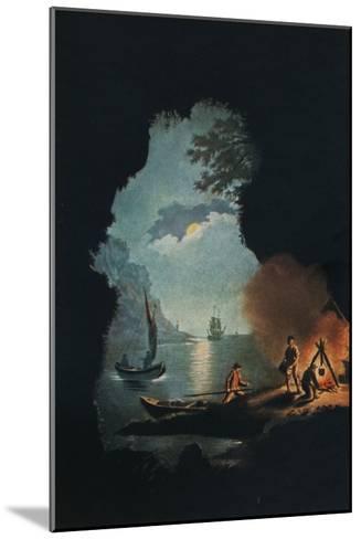 Smugglers, c1785-Catherine Brass Yates-Mounted Giclee Print