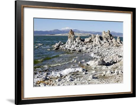 The Tufa Towers at Mono Lake, California, USA-Jill Schneider-Framed Art Print