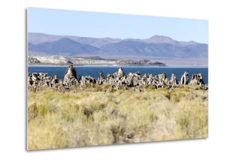 View of the Tufa Towers at Mono Lake-Jill Schneider-Metal Print