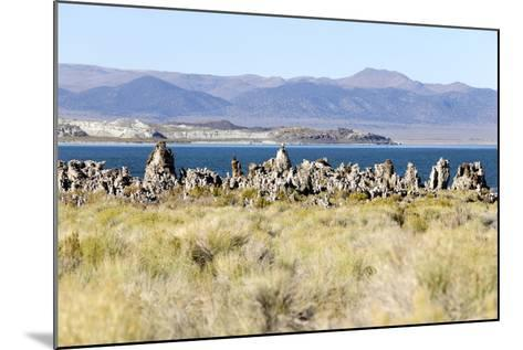 View of the Tufa Towers at Mono Lake-Jill Schneider-Mounted Photographic Print
