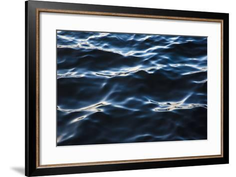 Atlantic Ocean Off Fogo Island-Pete Ryan-Framed Art Print