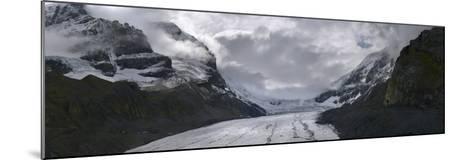 Athabasca Glacier in Alberta, Canada-Raul Touzon-Mounted Photographic Print