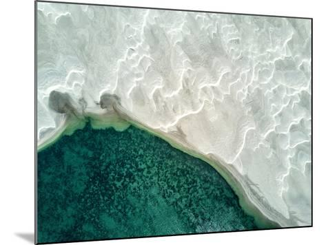 An Aerial View of Sand Dunes-Ben Horton-Mounted Photographic Print