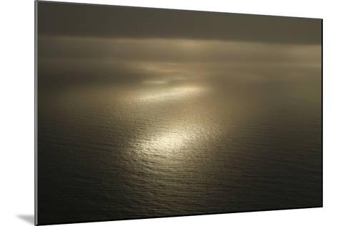 Sunsets over the Foveaux Strait in New Zealand-Cagan Sekercioglu-Mounted Photographic Print
