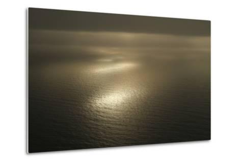 Sunsets over the Foveaux Strait in New Zealand-Cagan Sekercioglu-Metal Print