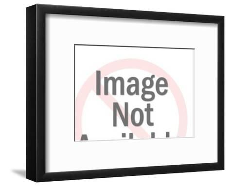 Man Looking at Woman-Pop Ink - CSA Images-Framed Art Print
