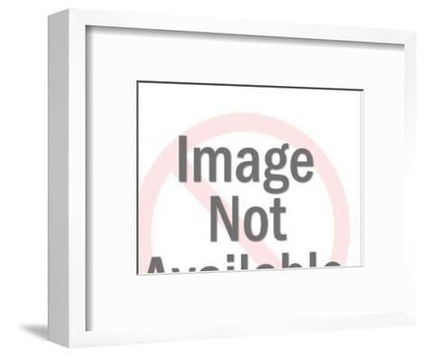 Close up of Elderly Woman-Pop Ink - CSA Images-Framed Art Print
