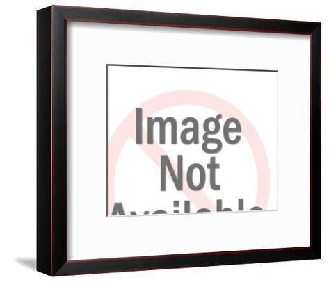 Close up of Man's Eyes-Pop Ink - CSA Images-Framed Art Print