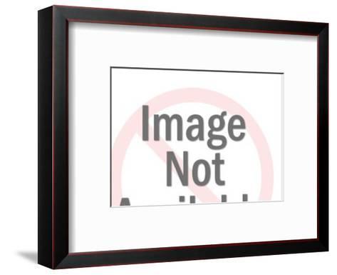 Man Watching Couple-Pop Ink - CSA Images-Framed Art Print