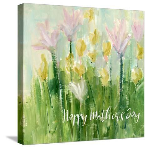 Mother's Day-Pamela J. Wingard-Stretched Canvas Print