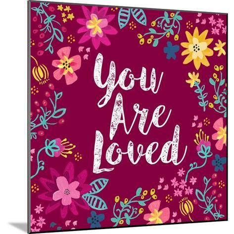 You Are Loved-Joan Coleman-Mounted Art Print