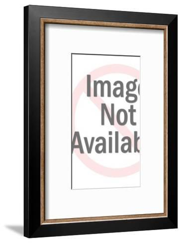 O.K. Symbol-Pop Ink - CSA Images-Framed Art Print