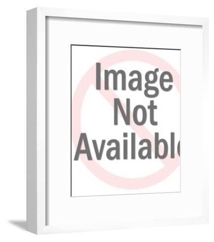 Heart Bomb-Pop Ink - CSA Images-Framed Art Print