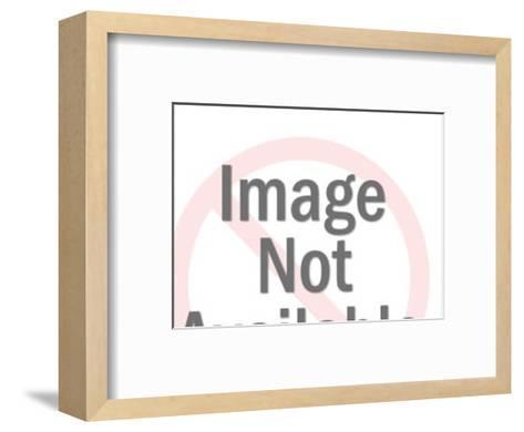 trim-Pop Ink - CSA Images-Framed Art Print
