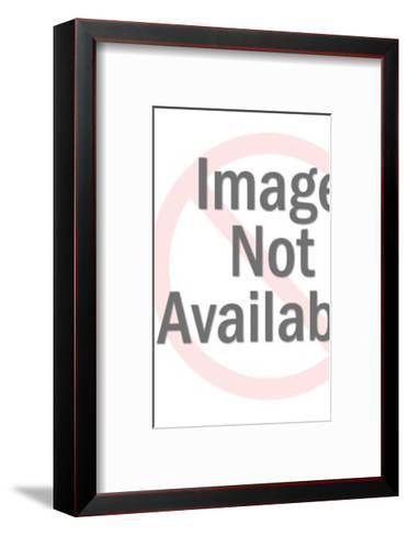 Code Pattern-Pop Ink - CSA Images-Framed Art Print