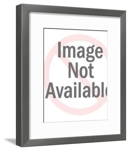 Paint Splatter-Pop Ink - CSA Images-Framed Art Print
