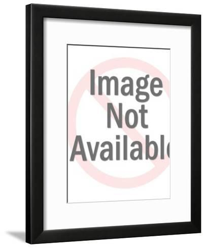 Background-Pop Ink - CSA Images-Framed Art Print