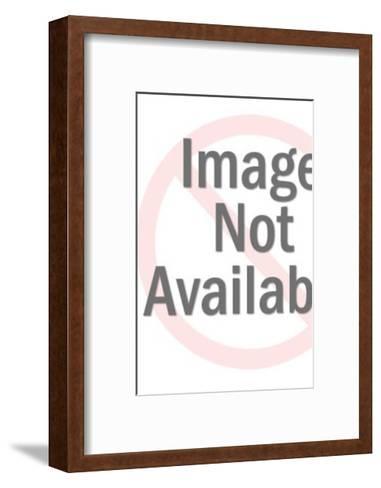 Light Bulb-Pop Ink - CSA Images-Framed Art Print