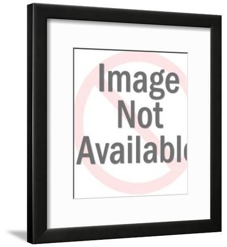 Atomic Globe-Pop Ink - CSA Images-Framed Art Print