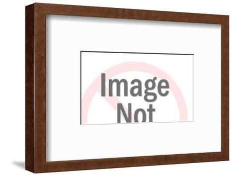 Lamb Menu-Pop Ink - CSA Images-Framed Art Print