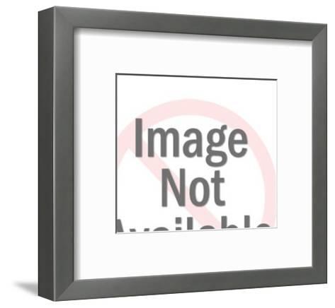 Chicken and Egg-Pop Ink - CSA Images-Framed Art Print