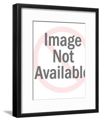 Middle Aged Man-Pop Ink - CSA Images-Framed Art Print