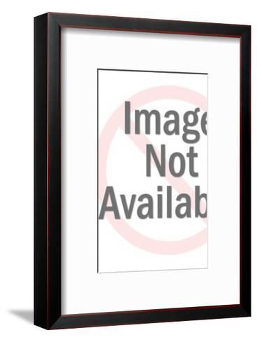 Office Chair-Pop Ink - CSA Images-Framed Art Print