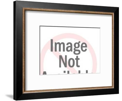 Ham-Pop Ink - CSA Images-Framed Art Print