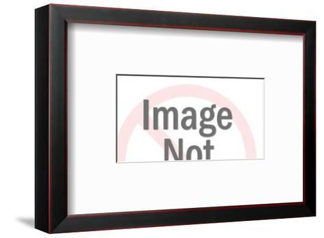 Bills-Pop Ink - CSA Images-Framed Art Print