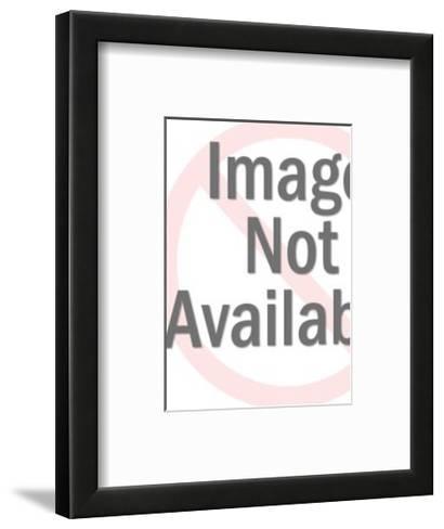 Triangles-Pop Ink - CSA Images-Framed Art Print