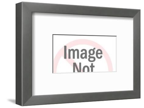 Hollywood-Pop Ink - CSA Images-Framed Art Print