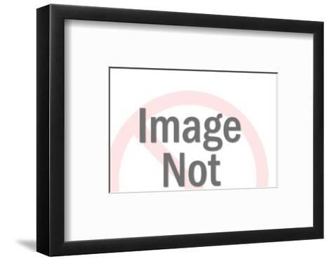 Ha-Pop Ink - CSA Images-Framed Art Print