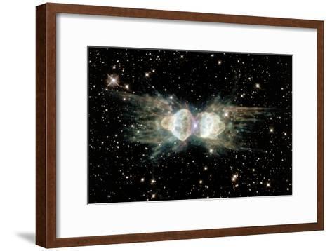 Ant Planetary Nebula--Framed Art Print