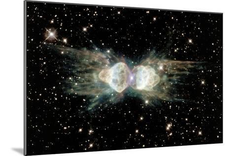 Ant Planetary Nebula--Mounted Photographic Print