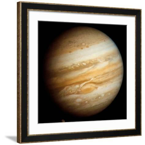 Jupiter--Framed Art Print