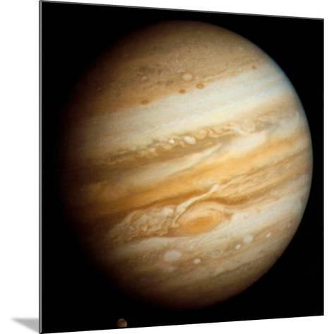 Jupiter--Mounted Photographic Print