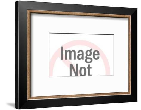 uniform-Pop Ink - CSA Images-Framed Art Print