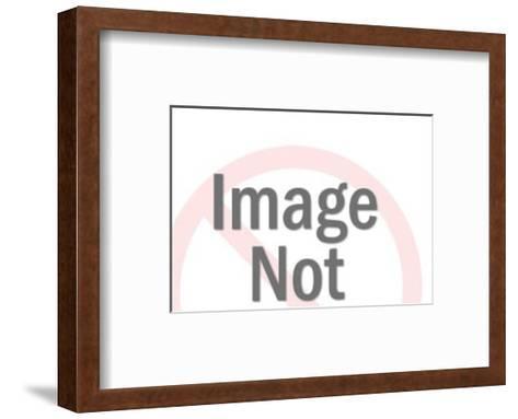 Fizz-Pop Ink - CSA Images-Framed Art Print