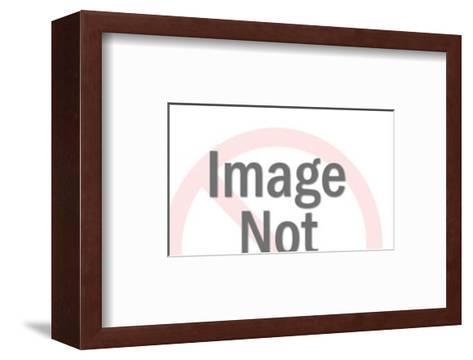 New-Pop Ink - CSA Images-Framed Art Print