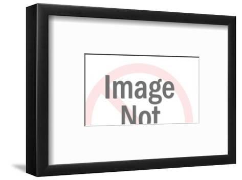 Gas-Pop Ink - CSA Images-Framed Art Print