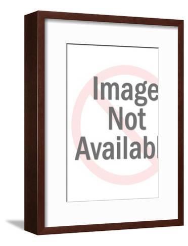 State Fans-Pop Ink - CSA Images-Framed Art Print