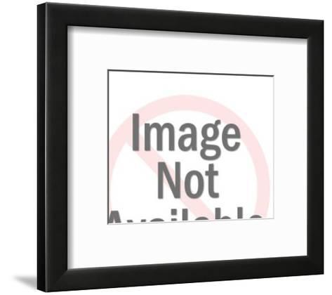 Suitcase-Pop Ink - CSA Images-Framed Art Print