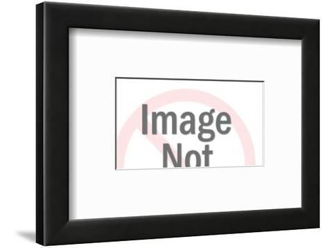 Upturn-Pop Ink - CSA Images-Framed Art Print