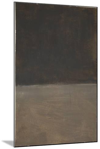 Untitled-Mark Rothko-Mounted Giclee Print