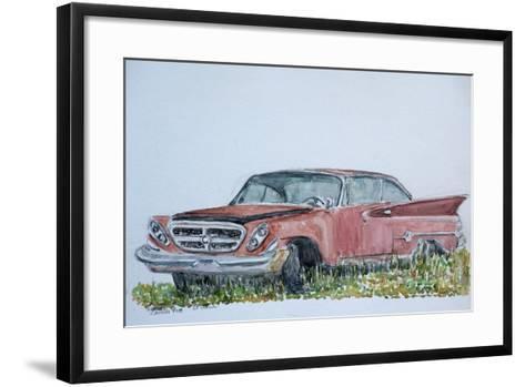 Old Chrysler, 1999-Anthony Butera-Framed Art Print