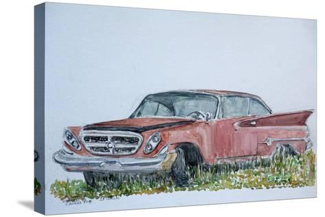 Old Chrysler, 1999-Anthony Butera-Stretched Canvas Print