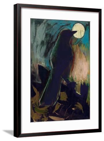 Mockingbird, 2016-David McConochie-Framed Art Print