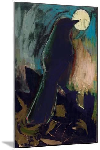 Mockingbird, 2016-David McConochie-Mounted Giclee Print