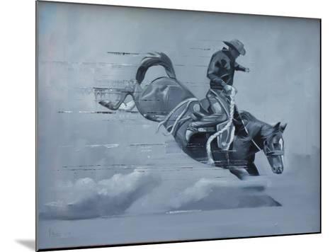 In Control-Peter Hawkins-Mounted Giclee Print